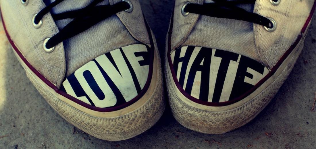 Love-Hate-Living