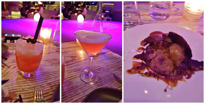 Pacha Dubai Cocktails and Dessert