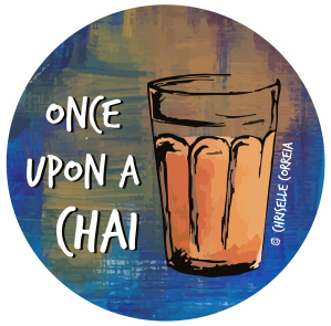 Once Upon a Chai by Chriselle Correia